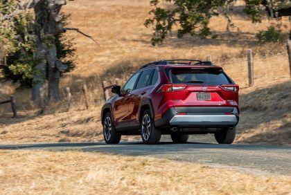 2019 Toyota RAV4 Adventure - Ruby flare pearl 21
