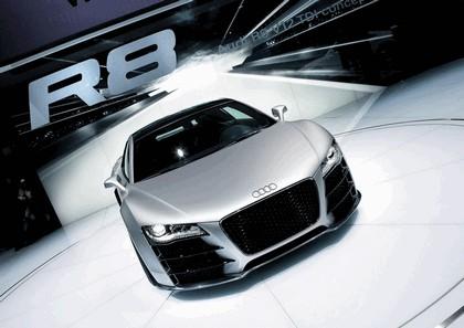 2008 Audi R8 V12 TDI concept 8