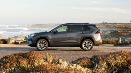 2019 Toyota RAV4 Limited FWD - Magnetic gray 5