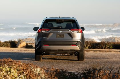 2019 Toyota RAV4 Limited FWD - Magnetic gray 6