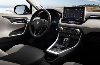 2019 Toyota RAV4 Limited FWD - Magnetic gray 32