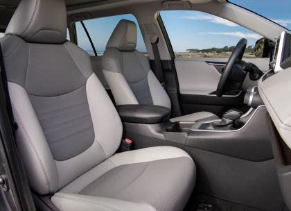 2019 Toyota RAV4 Limited FWD - Magnetic gray 33