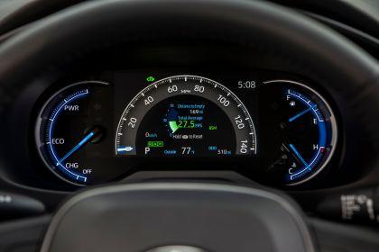 2019 Toyota RAV4 Limited HV - Ruby flare pearl 12