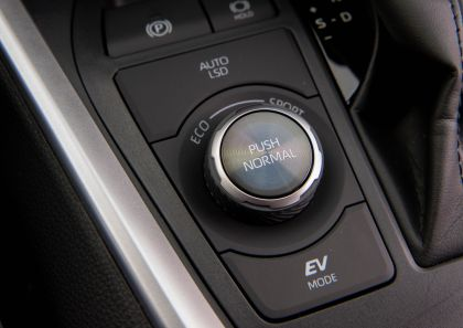 2019 Toyota RAV4 Limited HV - Ruby flare pearl 17