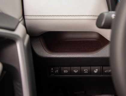 2019 Toyota RAV4 Limited HV - Ruby flare pearl 20