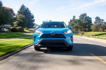 2019 Toyota RAV4 XLE AWD Premium - Blue flame 8