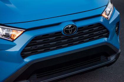 2019 Toyota RAV4 XLE AWD Premium - Blue flame 20