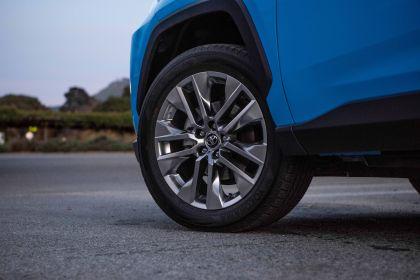 2019 Toyota RAV4 XLE AWD Premium - Blue flame 21