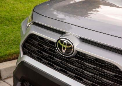 2019 Toyota RAV4 XLE FWD - Silver sky metallic 20