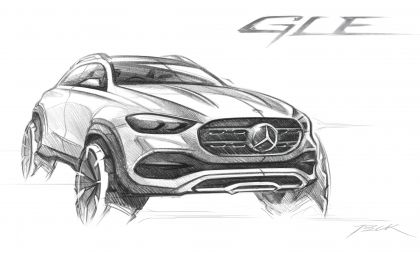 2019 Mercedes-Benz GLE 142