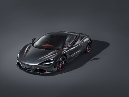 2018 McLaren 720S Stealth theme by MSO 1