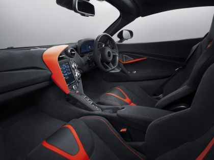 2018 McLaren 720S Stealth theme by MSO 7