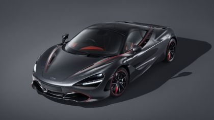 2018 McLaren 720S Stealth theme by MSO 9