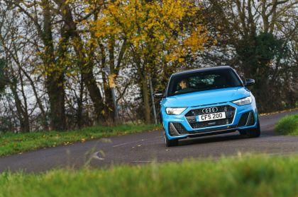 2018 Audi A1 Sportback S-line - UK version 3
