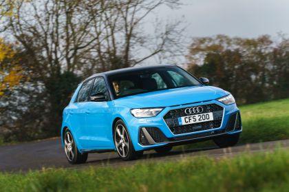 2018 Audi A1 Sportback S-line - UK version 6