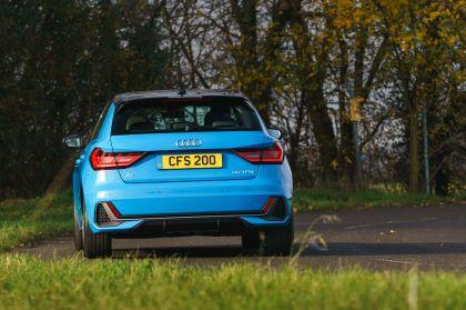 2018 Audi A1 Sportback S-line - UK version 7