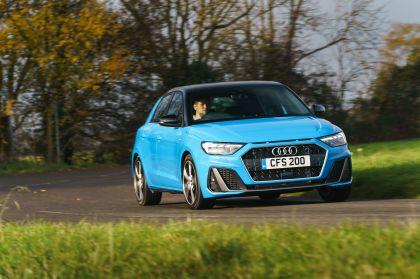 2018 Audi A1 Sportback S-line - UK version 8