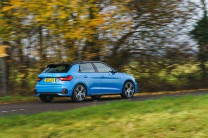 2018 Audi A1 Sportback S-line - UK version 10