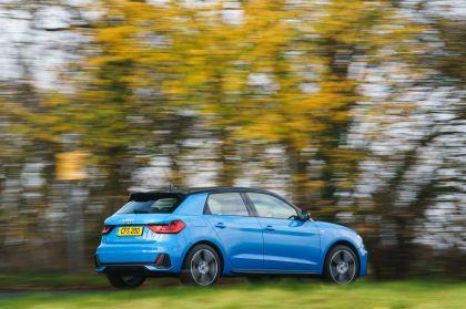 2018 Audi A1 Sportback S-line - UK version 11