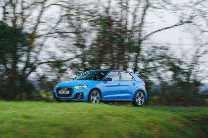 2018 Audi A1 Sportback S-line - UK version 12
