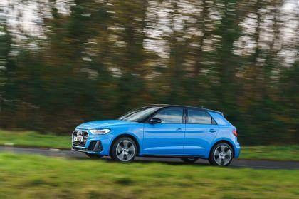 2018 Audi A1 Sportback S-line - UK version 14
