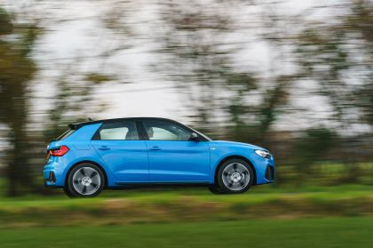 2018 Audi A1 Sportback S-line - UK version 16
