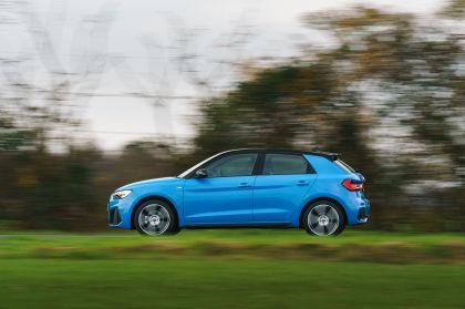 2018 Audi A1 Sportback S-line - UK version 18