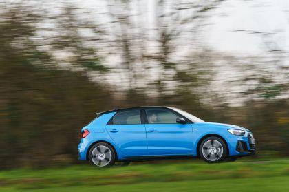 2018 Audi A1 Sportback S-line - UK version 19