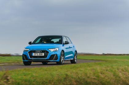 2018 Audi A1 Sportback S-line - UK version 20