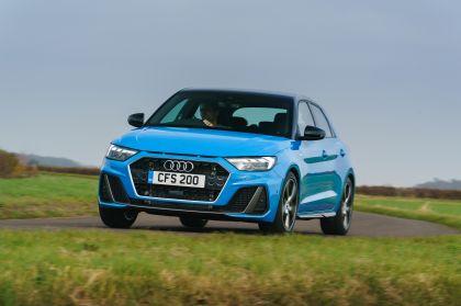 2018 Audi A1 Sportback S-line - UK version 21