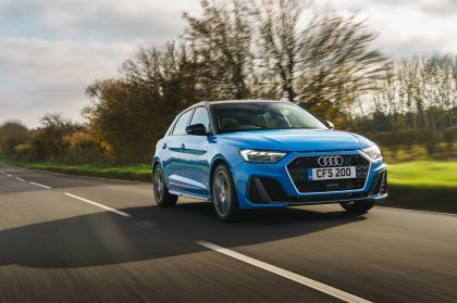 2018 Audi A1 Sportback S-line - UK version 27
