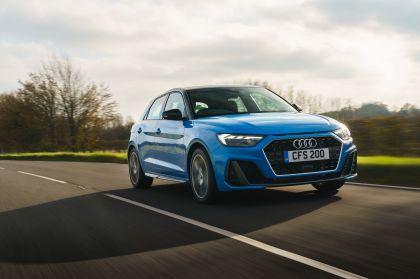 2018 Audi A1 Sportback S-line - UK version 28