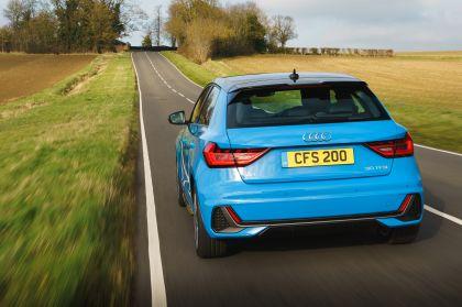 2018 Audi A1 Sportback S-line - UK version 35