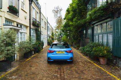 2018 Audi A1 Sportback S-line - UK version 41