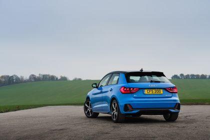 2018 Audi A1 Sportback S-line - UK version 45