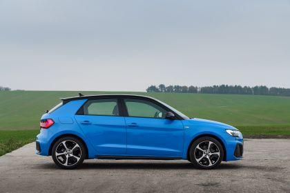 2018 Audi A1 Sportback S-line - UK version 47