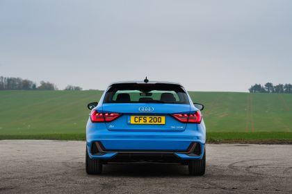 2018 Audi A1 Sportback S-line - UK version 48