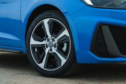 2018 Audi A1 Sportback S-line - UK version 50