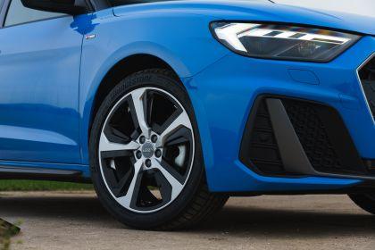 2018 Audi A1 Sportback S-line - UK version 51