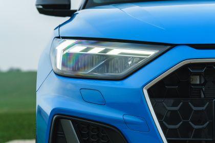 2018 Audi A1 Sportback S-line - UK version 53