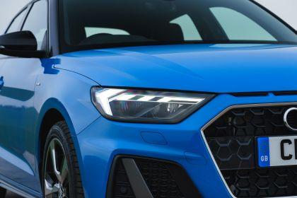 2018 Audi A1 Sportback S-line - UK version 57