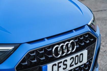 2018 Audi A1 Sportback S-line - UK version 59