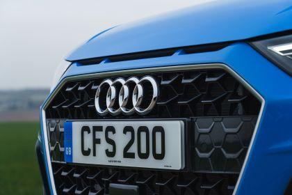 2018 Audi A1 Sportback S-line - UK version 60