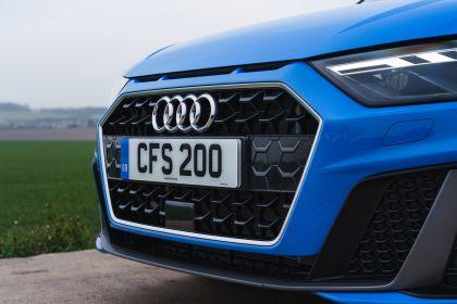 2018 Audi A1 Sportback S-line - UK version 61