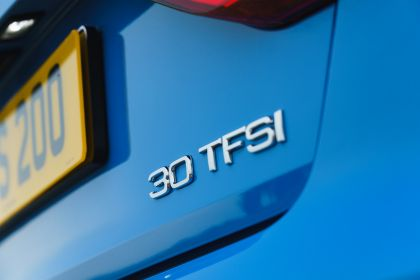 2018 Audi A1 Sportback S-line - UK version 69