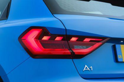2018 Audi A1 Sportback S-line - UK version 71
