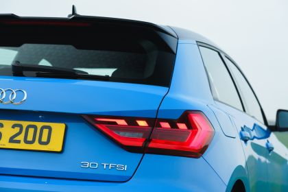 2018 Audi A1 Sportback S-line - UK version 76