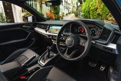 2018 Audi A1 Sportback S-line - UK version 77