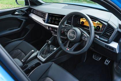 2018 Audi A1 Sportback S-line - UK version 78
