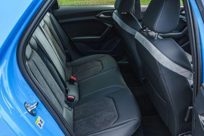 2018 Audi A1 Sportback S-line - UK version 79